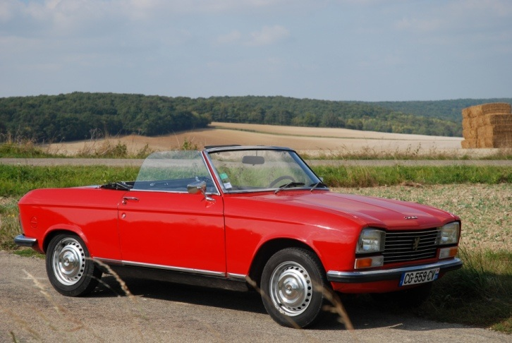 vend peugeot 304 s cabriolet 1973 tr s bon tat. Black Bedroom Furniture Sets. Home Design Ideas